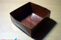 Cara Membuat Origami Kotak :: Aneka Bentuk Origami