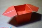 Cara Membuat Origami Kotak Bersayap :: Aneka Bentuk Origami