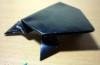 Cara Membuat Origami Katak Bangkong :: Origami Binatang