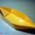 Cara Membuat Perahu Kertas Kano V1 :: Origami Perahu Kertas
