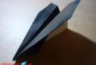Cara Membuat Pesawat Kertas Sederhana :: Origami Pesawat Kertas