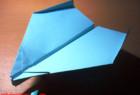 Cara Membuat Pesawat Kertas The Stable V3 :: Origami Pesawat Kertas
