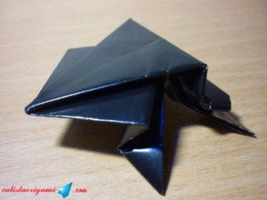 cara-membuat-origami-katak-kongkang-gading-origami-binatang