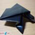 Cara Membuat Origami Katak Kongkang Gading :: Origami Binatang