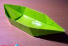 Cara Membuat Perahu Kertas Kano V4 :: Origami Perahu Kertas