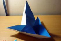 Cara Membuat Perahu Layar Kertas V2 :: Origami Perahu Kertas