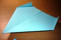 Cara Membuat Pesawat Kertas The Stable V2 :: Origami Pesawat Kertas