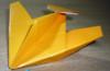 Cara Membuat Pesawat Kertas Nighthawk – Origami Pesawat Kertas