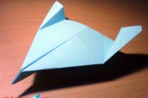 Cara Membuat Pesawat Kertas The Glider V2 – Origami Pesawat Kertas