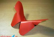 Cara Membuat Origami Kupu kupu – Cantik dan Mudah – Origami Binatang