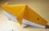 Cara Membuat Origami Ikan Paus – Origami Binatang