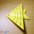 Cara Membuat Origami Ikan Kecil Nan Imut – Origami Binatang