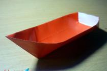 Cara Membuat Perahu Kertas Kano V2 :: Origami Perahu Kertas