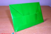 Cara Membuat Origami Amplop V3 :: Aneka Bentuk Origami